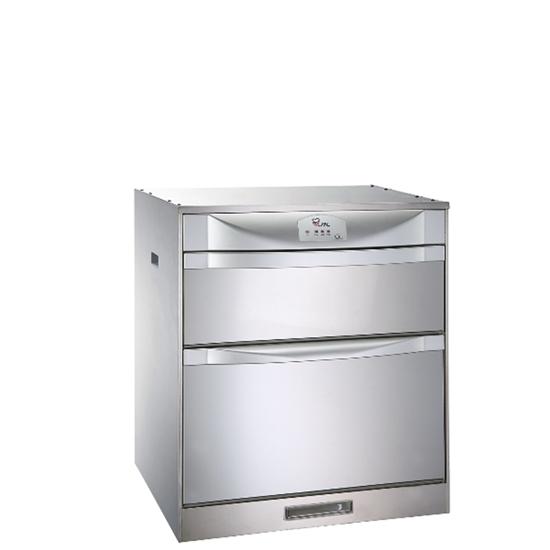 圖片 (全省安裝)喜特麗60公分臭氧型LED面板嵌入式烘碗機JT-3162Q