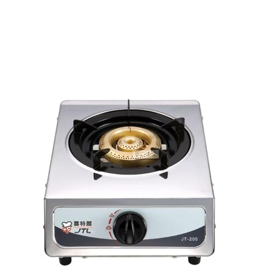 圖片 (全省安裝)喜特麗單口台爐(JT-200與同款)瓦斯爐桶裝瓦斯JT-200_LPG