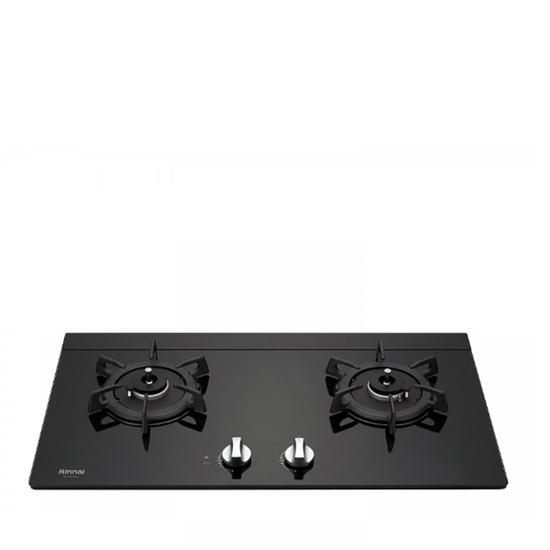 圖片 (全省安裝)林內感溫二口爐檯面爐(與RB-Q230G(B)同款)瓦斯爐RB-Q230G(B)_NG1