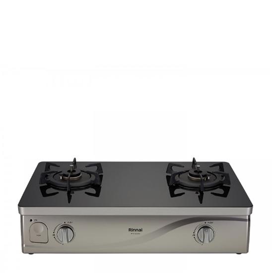 圖片 (全省安裝)林內感溫二口爐台爐(與RTS-Q230G(B)同款)瓦斯爐RTS-Q230G(B)_LPG