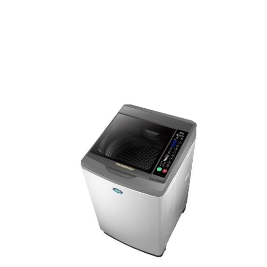 台灣三洋SANLUX 15公斤變頻洗衣機淺灰色SW-15DV10