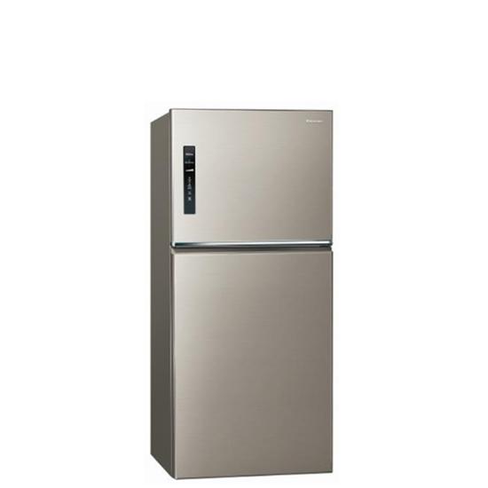 圖片 Panasonic國際牌650公升雙門變頻冰箱星耀金NR-B659TV-S1_預購