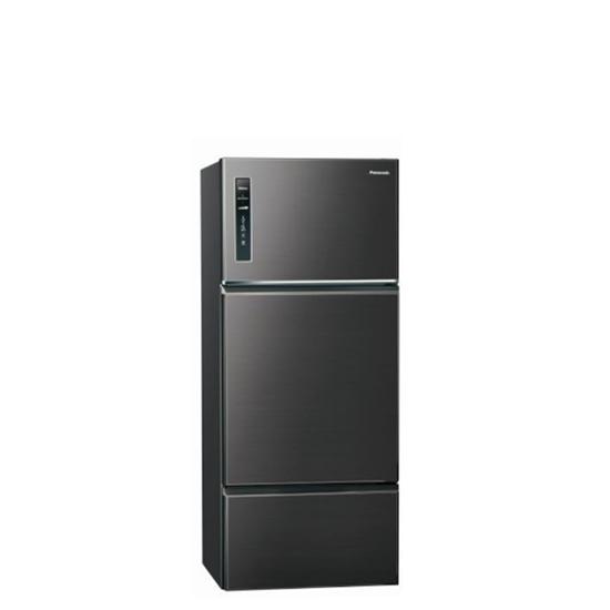 圖片 Panasonic國際牌481公升三門變頻冰箱星耀黑NR-C489TV-A