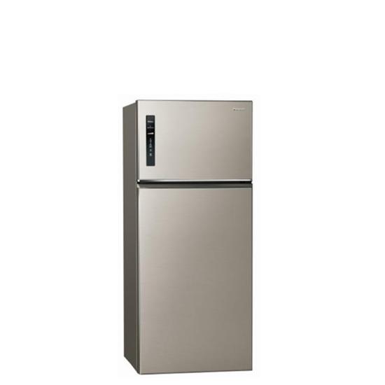 圖片 Panasonic國際牌579公升雙門變頻冰箱星耀金NR-B589TV-S1_預購