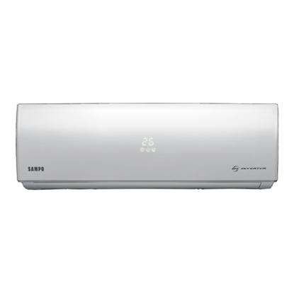 【結帳享優惠】(含標準安裝)聲寶變頻8坪分離式冷氣AU-SF50D/AM-SF50D
