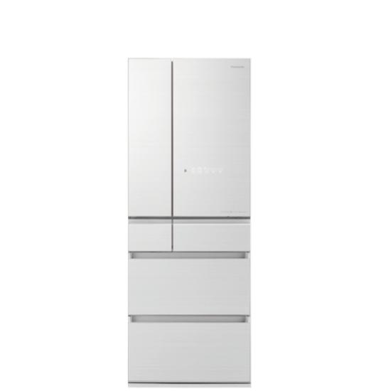 圖片 Panasonic國際牌600公升六門變頻冰箱翡翠白NR-F605HX-W1