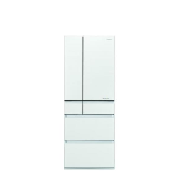 圖片 Panasonic國際牌550公升六門變頻冰箱翡翠白NR-F555HX-W1