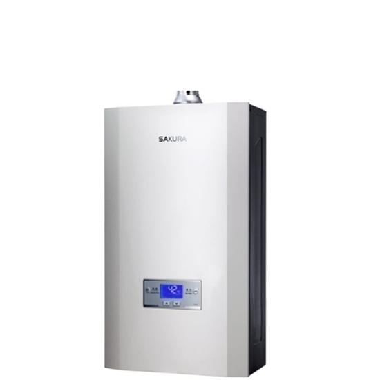 圖片 (全省安裝)櫻花16公升強制排氣(與DH1693C/DH-1693C同款)熱水器天然氣DH-1693CN