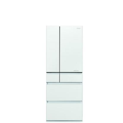 Panasonic國際牌500公升六門變頻冰箱翡翠白NR-F505HX-W1