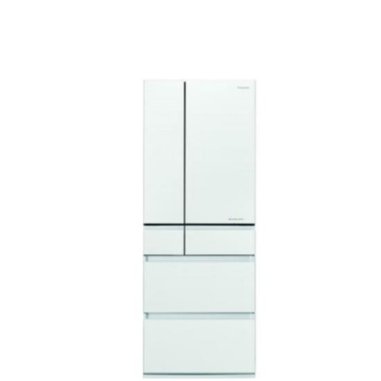 圖片 Panasonic國際牌500公升六門變頻冰箱翡翠白NR-F505HX-W1