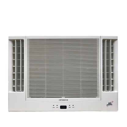 日立變頻冷暖窗型冷氣5坪雙吹RA-28NV1