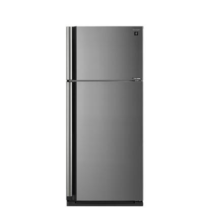【結帳享優惠】回函贈★分享送500元★SHARP夏普541公升雙門變頻玻璃鏡面冰箱SJ-GD54V-SL