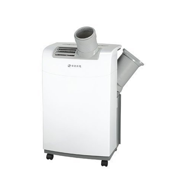 圖片 (含運無安裝)華菱3.5KW移動式冷氣5坪HCS-PC3512K
