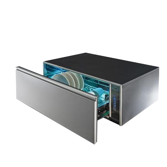 圖片 (全省安裝)喜特麗90公分嵌門板橫抽式烘碗機JT-3019UV