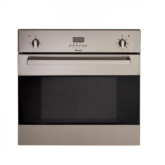 圖片 【結帳享優惠】(全省安裝)林內義大利進口嵌入式烤箱RBO-7MSO-TW