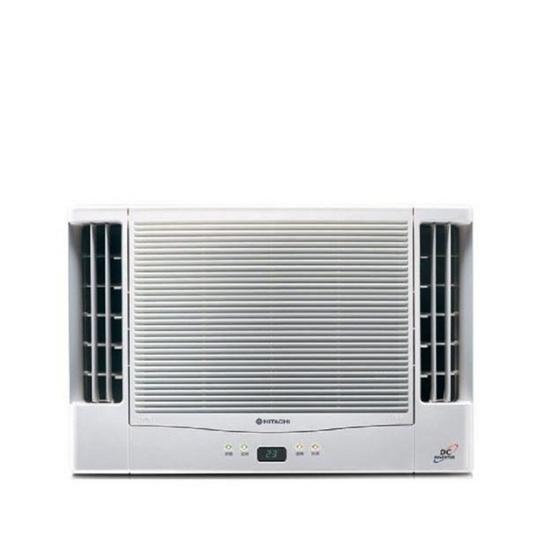 日立變頻冷暖窗型冷氣11坪雙吹RA-69NV 冷暖兩用