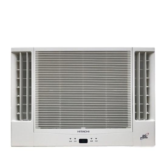 圖片 【結帳享優惠】【HITACHI日立】變頻冷暖窗型冷氣雙吹RA-25NV1
