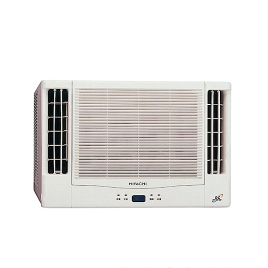 圖片 【結帳享優惠】【HITACHI日立】變頻冷暖窗型冷氣1雙吹RA-61NV