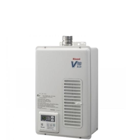 圖片 (全省安裝)林內16公升屋內強制排氣(與REU-V1611WFA-TR同款)熱水器REU-V1611WFA-TR_LPG