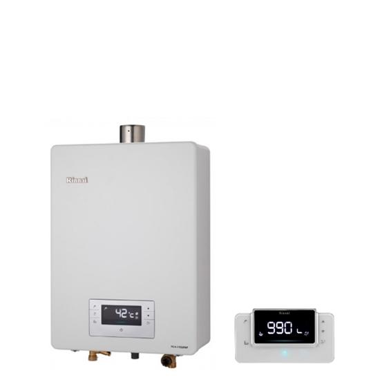 圖片 (全省安裝)林內16公升數位恆溫強制排氣贈BC-30無線遙控(與RUA-C1630WF同款)熱水器RUA-C1630WF_LPG