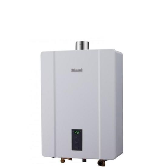 圖片 (全省安裝)林內13公升數位恆溫強制排氣屋內(與RUA-C1300WF同款)熱水器RUA-C1300WF_LPG