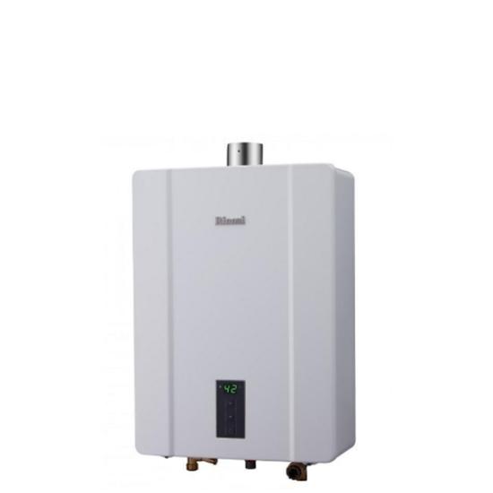 圖片 (全省安裝)林內16公升數位恆溫強制排氣屋內(與RUA-C1600WF同款)熱水器RUA-C1600WF_LPG