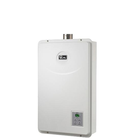 圖片 (全省安裝)喜特麗強制排氣數位恆溫FE式13公升(與JT-H1332同款)熱水器天然氣(雲嘉以南)JT-H1332_NG2