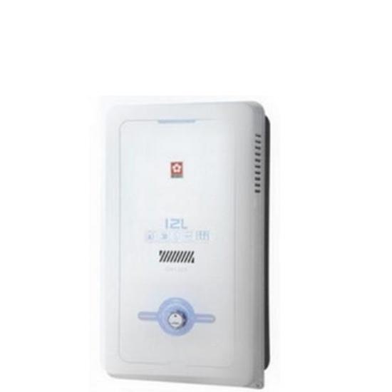 圖片 【結帳享優惠】(全省安裝)櫻花12公升(與GH1205/GH-1205同款)熱水器桶裝瓦斯GH-1205L