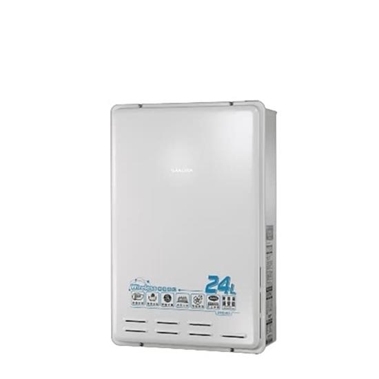 圖片 【結帳享優惠】(全省安裝)櫻花數位式24公升無線遙控智能恆溫(與DH2460/DH-2460同款)熱水器桶裝瓦斯DH2460L