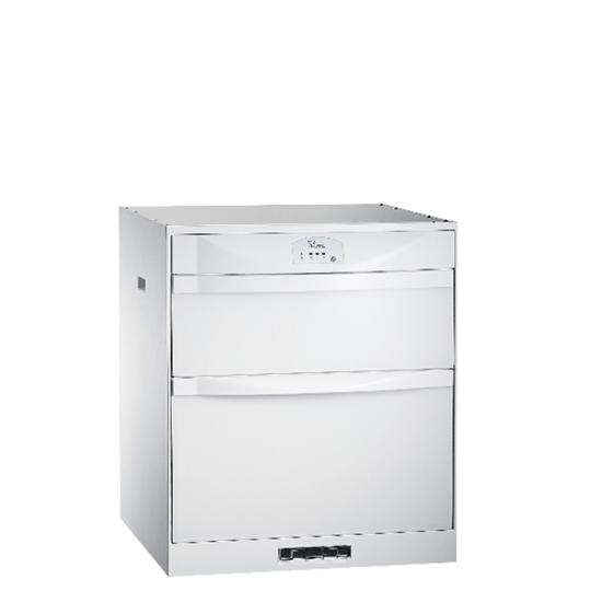 圖片 (全省安裝)喜特麗60公分臭氧型鋼琴烤漆嵌入式烘碗機白色JT-3166QGW