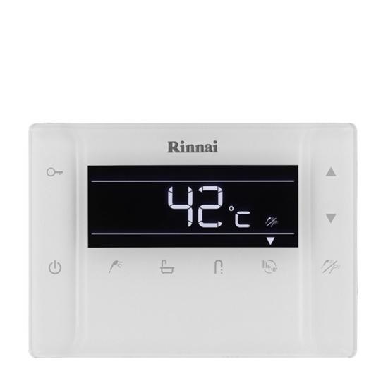 圖片 (全省安裝)林內無線浴室遙控器RUA-C1630WF專用熱水器BC-30