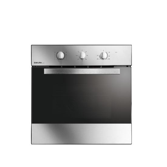 圖片 【結帳享優惠】(全省安裝)櫻花旋風式加熱烤箱E-6672