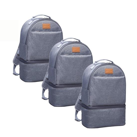 圖片 挖寶清倉deya2合1多功能保溫提袋背包3入組SP-1902X3
