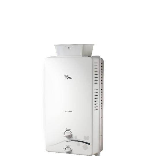 圖片 (無安裝)喜特麗加強抗風屋外RF式12公升(與JT-H1216同款)熱水器桶裝瓦斯JT-H1216_LPG-X