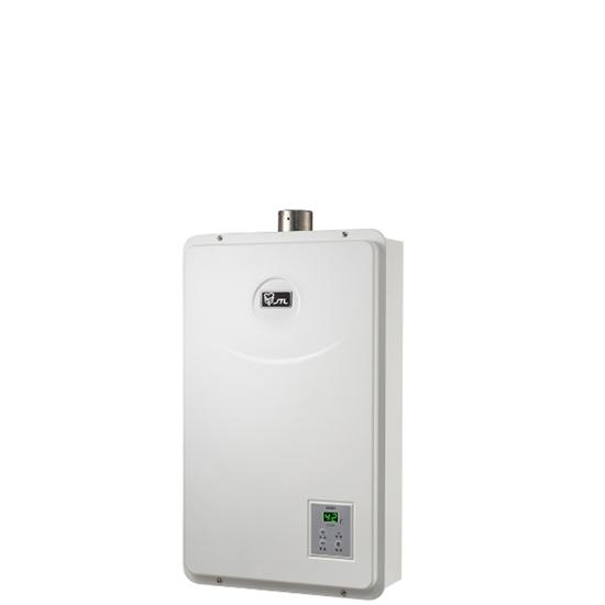 圖片 (無安裝)喜特麗FE式強制排氣16公升(與JT-H1652同款)熱水器天然氣(雲嘉以南)JT-H1652_NG2-X
