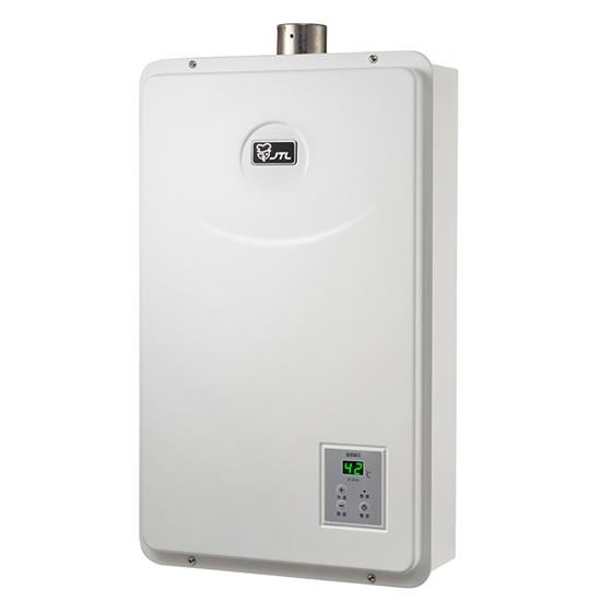 圖片 (無安裝)喜特麗強制排氣數位恆溫FE式16公升(與JT-H1632同款)熱水器天然氣(雲嘉以南)JT-H1632_NG2-X