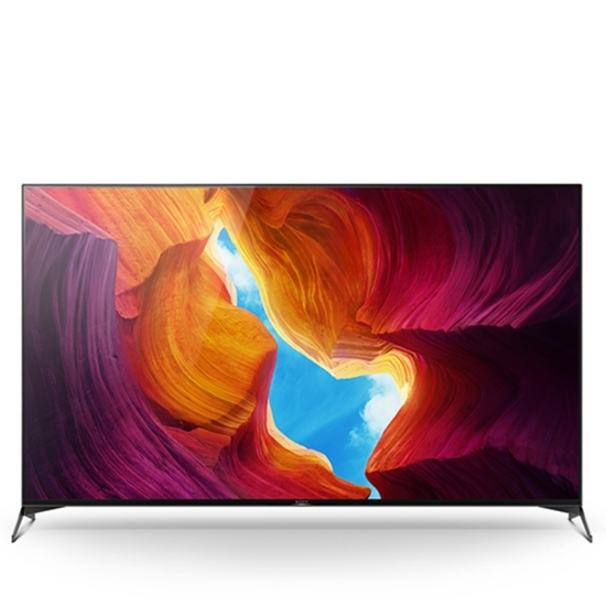 圖片 【結帳享優惠】(含標準安裝)SONY索尼75吋聯網4K電視KM-75X9000H_預購