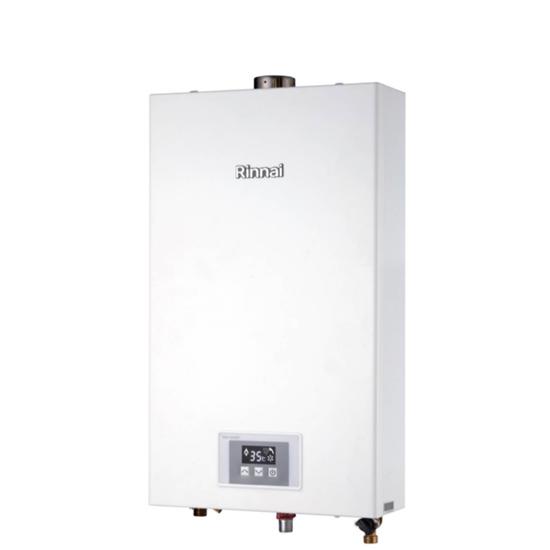 圖片 (全省安裝)林內12公升數位強制排氣熱水器桶裝瓦斯RUA-1200WF_LPG