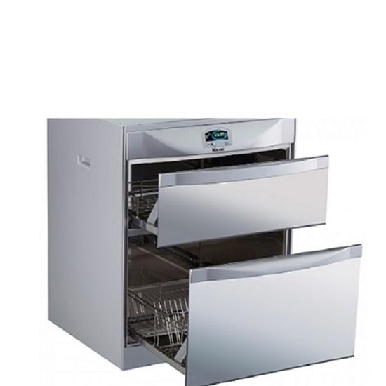 圖片 (無安裝)林內落地式雙抽屜60公分烘碗機RKD-6053(P)-X