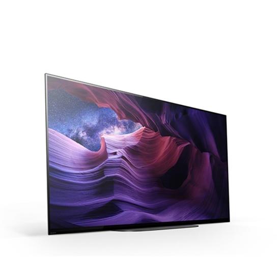 圖片 【結帳享優惠】(含標準安裝)SONY索尼48吋OLED 4K電視KD-48A9S