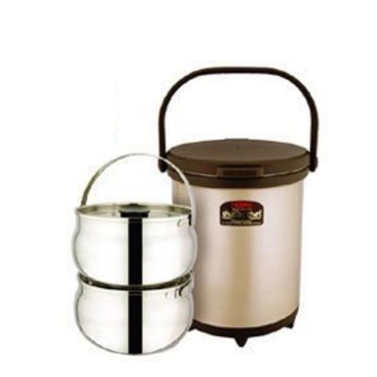 圖片 膳魔師6公升2個3L內鍋燜燒鍋RPC-6000W-3L