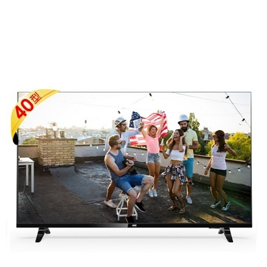 圖片 (無安裝)AOC美國40吋FHD電視40M3395