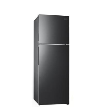 東元330公升雙門變頻冰箱石耀黑R3501XBR