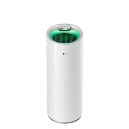 LG樂金超淨化大白空氣清淨機AS401WWF1