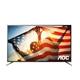 (含運無安裝)AOC美國65吋4K聯網電視65U6090