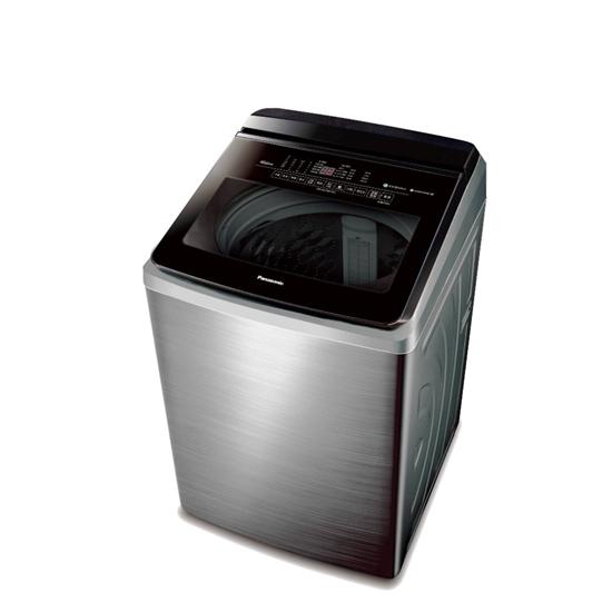 圖片 Panasonic國際牌22公斤變頻洗衣機NA-V220KBS-S