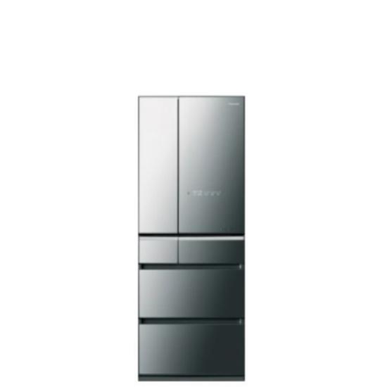 圖片 Panasonic國際牌600公升六門變頻冰箱鑽石黑NR-F606HX-X1