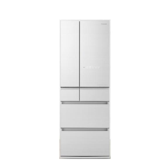圖片 Panasonic國際牌600公升六門變頻冰箱翡翠白NR-F606HX-W1