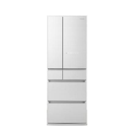 Panasonic國際牌550公升六門變頻冰箱翡翠白NR-F556HX-W1