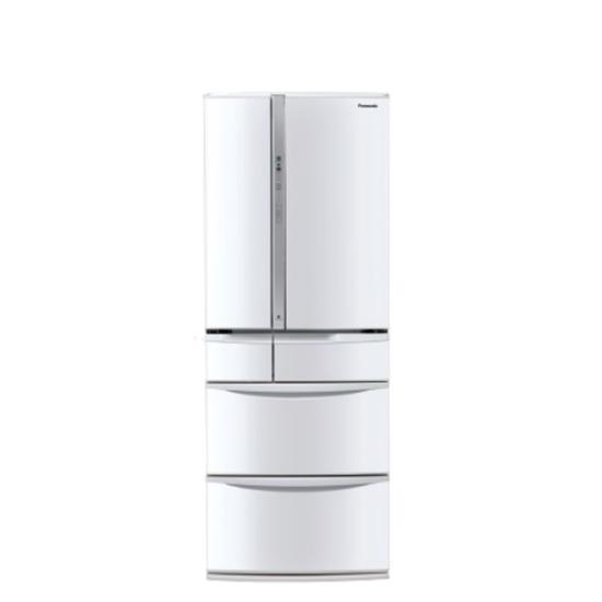 圖片 Panasonic國際牌501公升六門變頻冰箱翡翠白NR-F507VT-W1